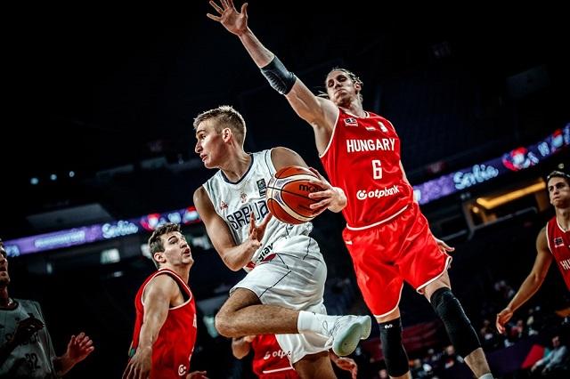 Евробаскет 2017: Србија очекувано ја совлада Унгарија