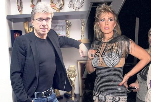 Лепа Брена во љубовна врска со Саша Поповиќ