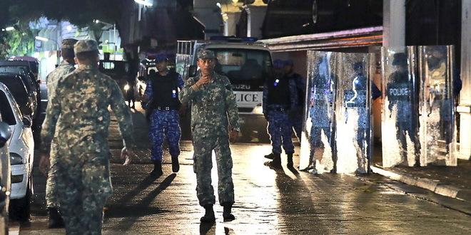 Вонредна состојба на Малдиви