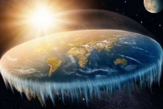 Снимка од три минути која ги руши сите теории за рамна земја: Еве што ќе се случеше ако живеевме на рамна плоча (ВИДЕО)
