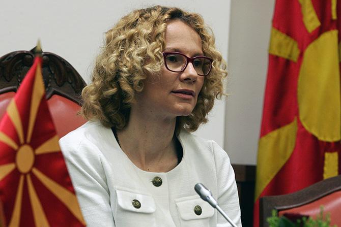 Шекеринска: Со новите решенија обезбедивме сите случаи од СЈО да имаат целосна судска разрешница