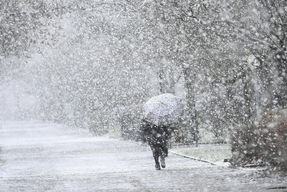 Подгответе се за обилни врнежи дожд, доаѓа и снегот – снежна покривка од 45 сантиметри