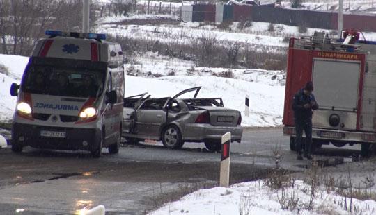 ФОТО: 38-годишен прилепчанец загина во сообраќајна несреќа – автомобилот слетал преку банкина