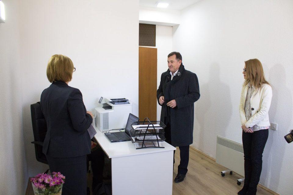 Рудникот САСА отвори канцеларија за комуникација со локалната заедница