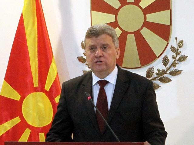 Иванов: Нема да поддржам и потпишам ваков штетен текст на договор ова е нивен личен договор