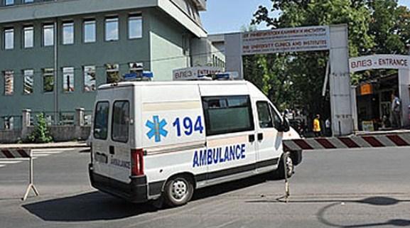 Двајца пешаци тешко повредени во Тетово