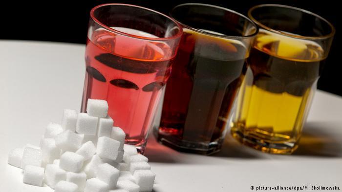 Колку повеќе шеќер во пијалокот, толку повеќе данок