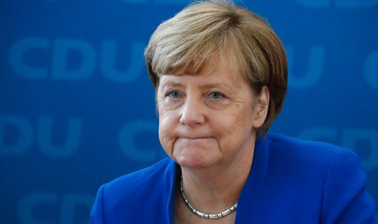 """Меркел сака да биде запаметена како некоја што """"се трудела"""""""