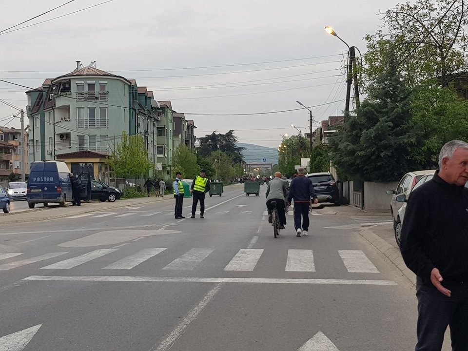 Блокада во Ѓорче Петров – бараат безбедни улици