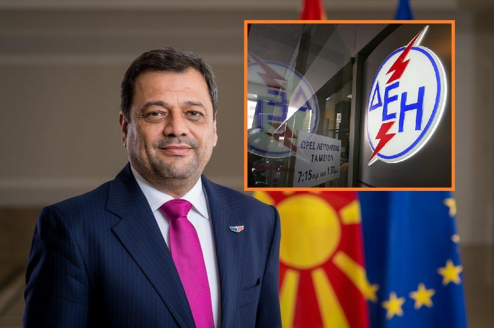 Анѓушев се офајди со 4,7 милиони евра од грците