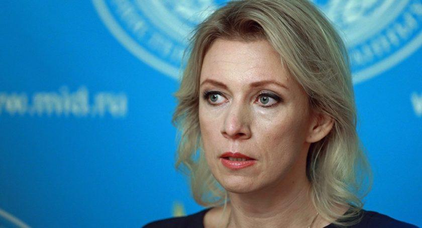 Захарова: Русија разбира дека Грција била изложена на притисок да протера руски дипломати