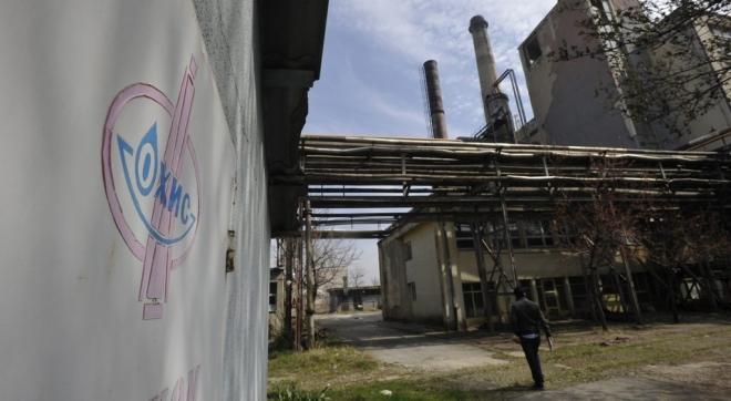 """""""Слободен печат"""": Во ОХИС останале 8 тони жива што може да ја умртви цела Европа"""