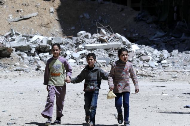 Франција ќе ѝ даде на Сирија хуманитарна помош од 50 милиони евра