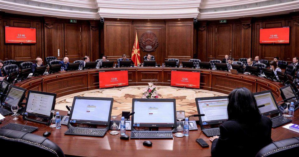Владата  во Тетово ќе ја одржи 165та седница, најаведни теренски активности на министрите