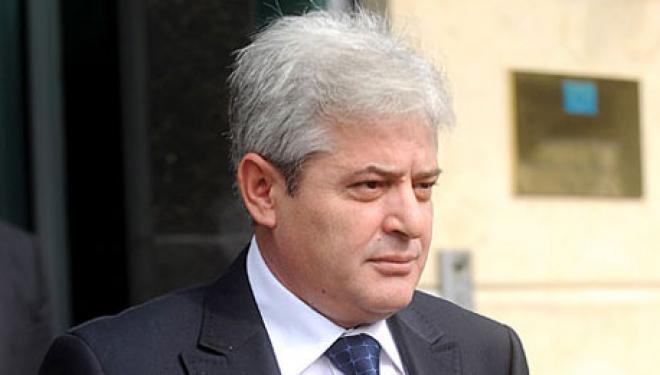Ахмети го свика партиското претседателство на ДУИ