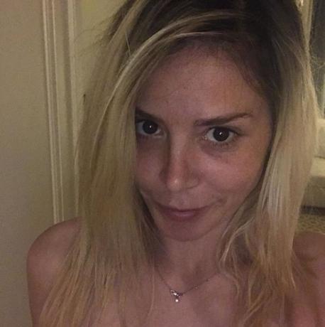 Српската водителка се фотографираше без грам шминка (ФОТО)