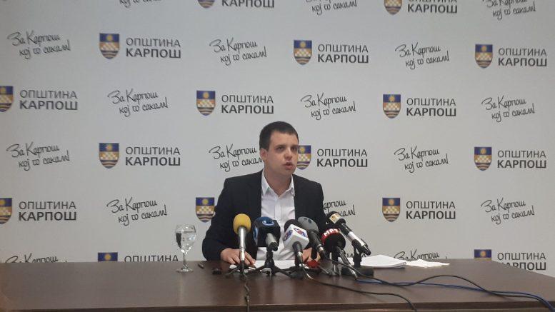 Богоев: Стевче Јакимовски ненаменски потрошил кредит во висина од 2,6 милиони евра