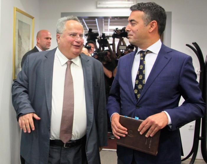 Коѕијас: По спорот со името, ќе го отвориме и кипарското прашање
