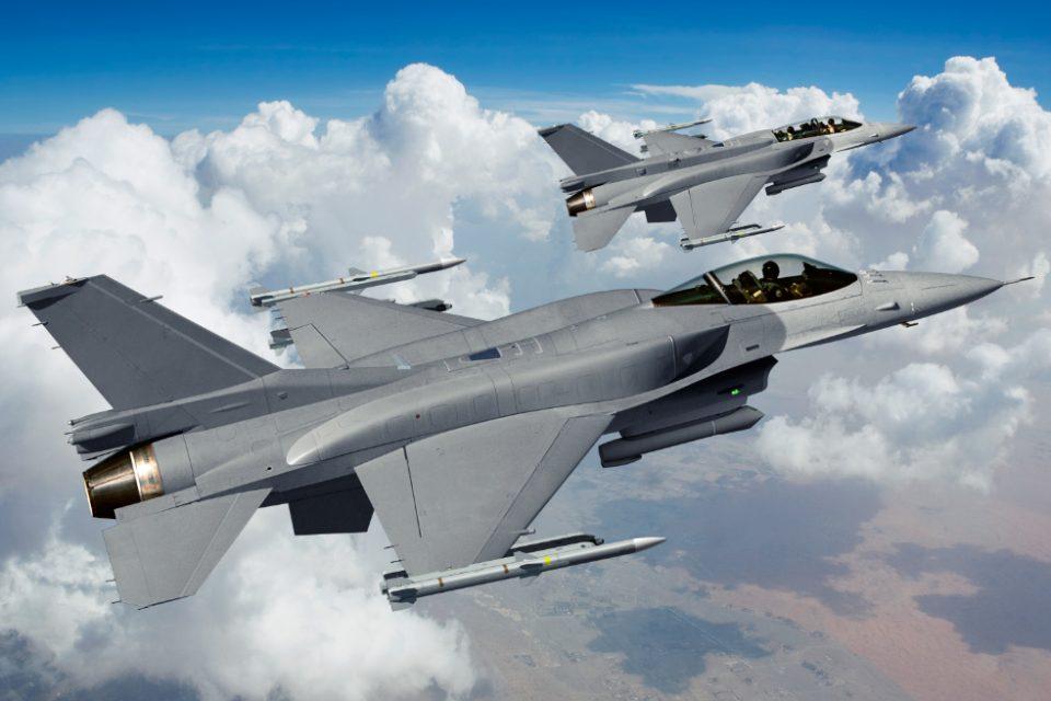 Неверојатен настан: Холандски воен авион се погодил самиот себе во тек на воена вежба