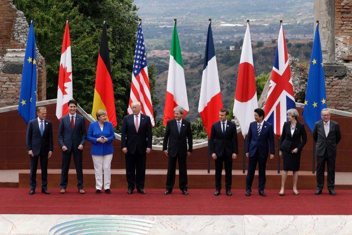 """Г-7: Русија да ја открие програмата """"Новичок"""""""
