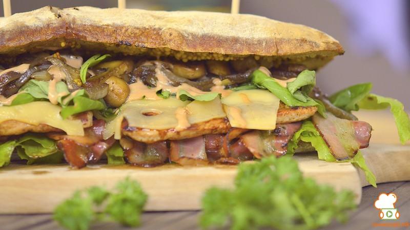 Инцидент во сендвичарница во Карпош: Не им давал на вработените да затворат додека не му направат сендвич