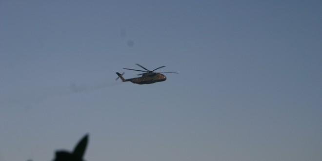 Четворица повредени при пад на хеликоптер