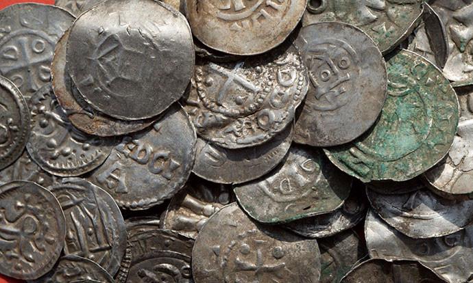 13-годишен археолог аматер откри богатство од 10. век