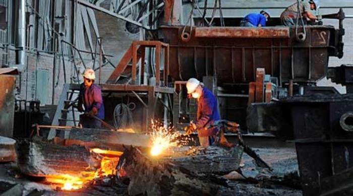 Индустриското производство во август со пад од 9,1 отсто