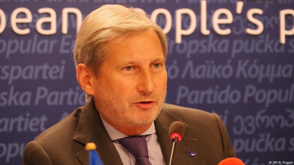 Хан оптимист дека Македонија и Грција ќе го решат спорот за името