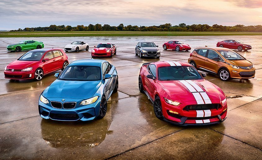 Еве кој е најпродаван спортски автомобил за 2017 година