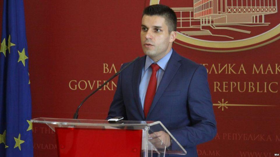 Николовски очекува реализација на капиталните инвестиции во земјоделството