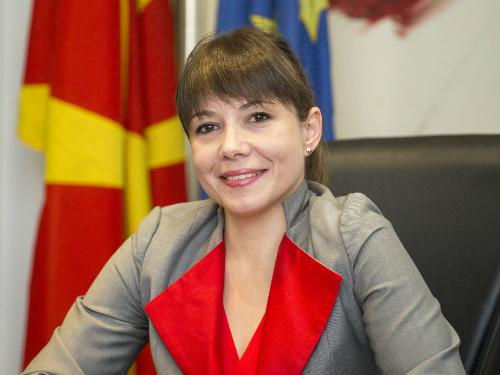"""Царовска: Програмата """"Гаранција за млади"""" ги надмина очекувањата"""
