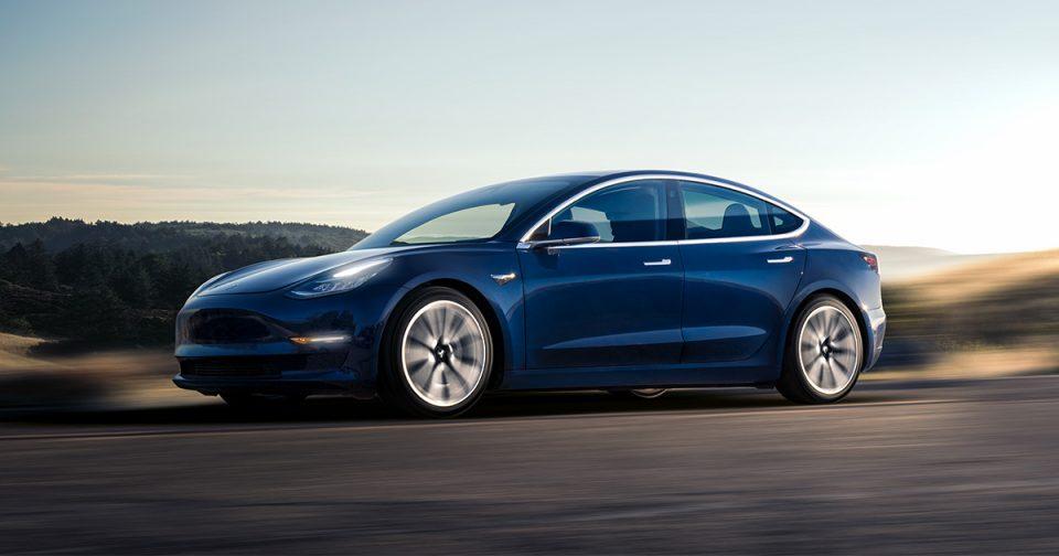 Тесла го запре производството на Model 3