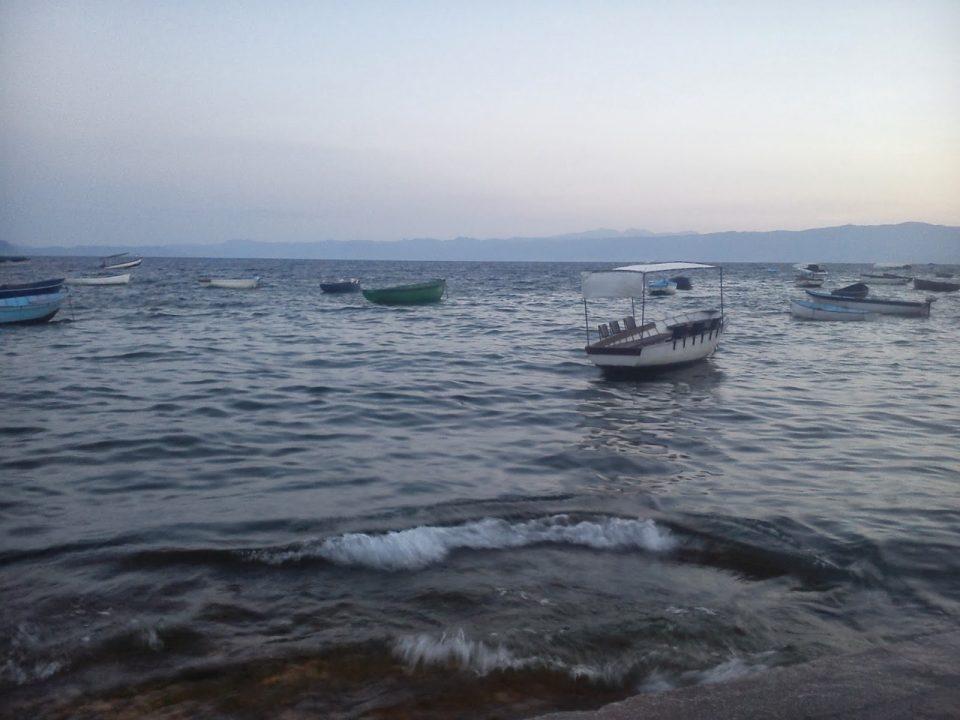 Намален водостојот на Охридското Езеро
