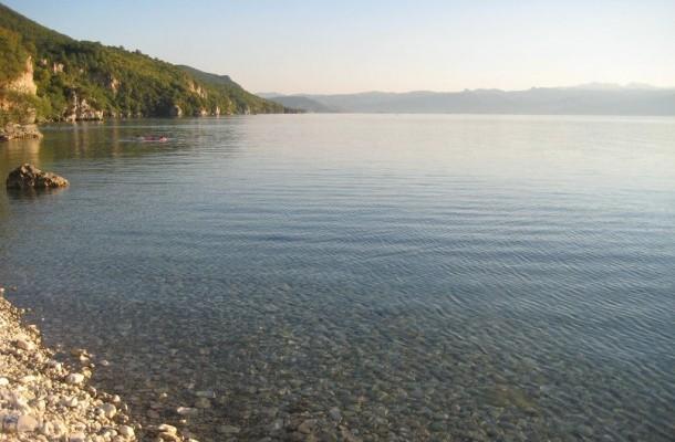 Водостојот на Охридското Езеро понизок од просекот за февруари