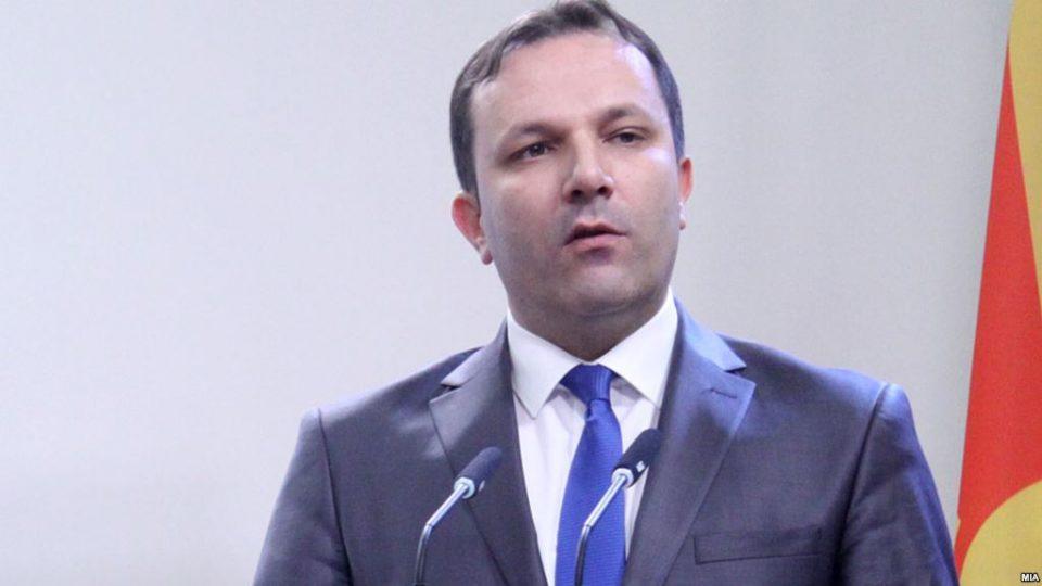 Спасовски: Протоколите не се под директна контрола на МВР, тоа е работа на секој од кабинетите