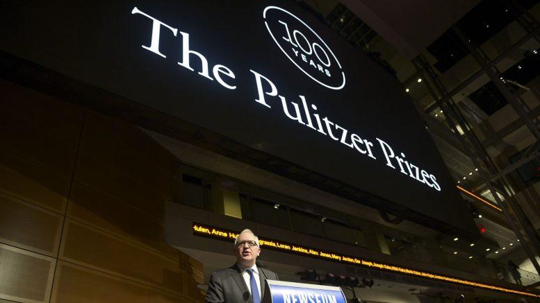Пулицер за Њујорк Тајмс и Вашингтон Пост за руските врски на Трамп