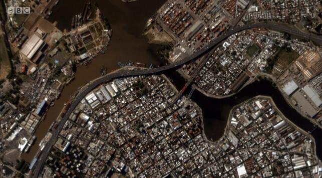 Сателит прави видео снимки од Земјата со висока резолуција (ВИДЕО)