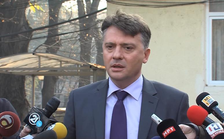 Шилегов потпиша договорот за изработка на основен и инфраструктурен проект за тунели под Скопското кале