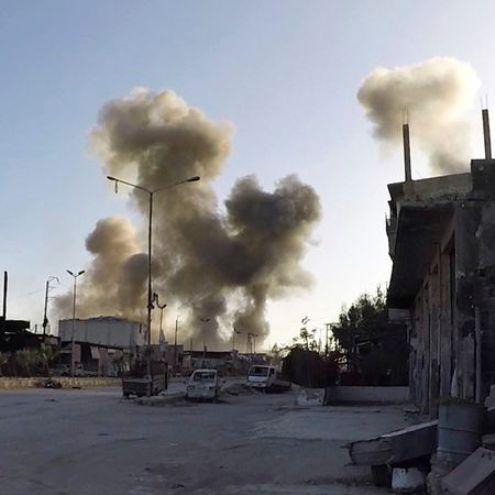 Нападната американска воена база во Сирија!