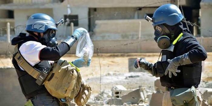 ЕУ ги повика Русија и Иран да го спречат користењето на хемиско оружје од страна на Сирија