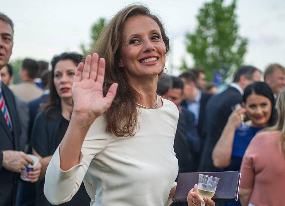 Kуновска: Барем Шекеринска можеше да прочита некој ред за фашизмот