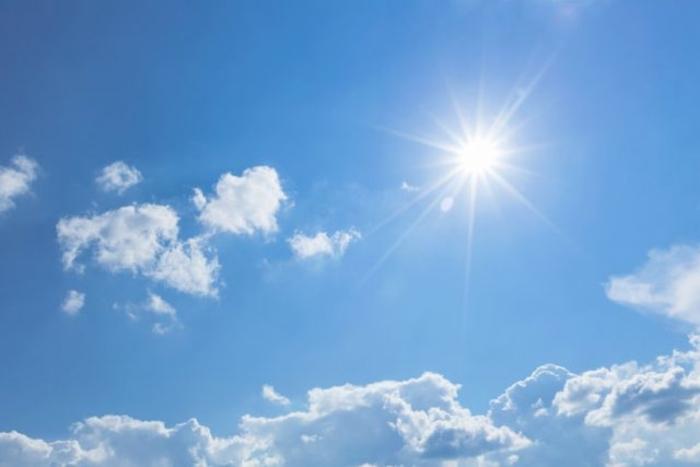 Сончево со мала облачност, температури до 27 степени