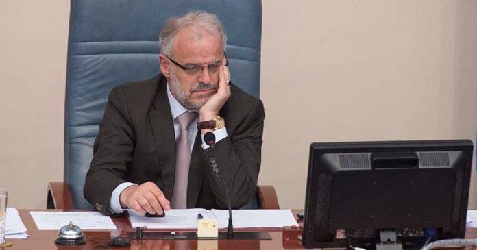 Џафери: Згрешив за Законот за Советот за ЈО, мислам дека не е крај на светот