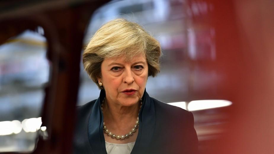 Меј откри што ќе прави откако ќе ја напушти премиерската функција