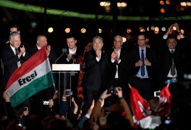 Протест во Будимпешта, се бара слобода на медиумите и пребројување гласовите