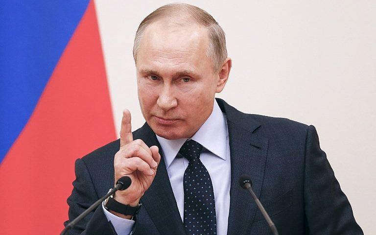 Пред резиденцијата на Путин е пронајдена бомба!