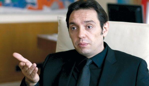 """Вулин: Создавањето """"Голема Албанија"""" е главна безбедоносна закана за Србија"""