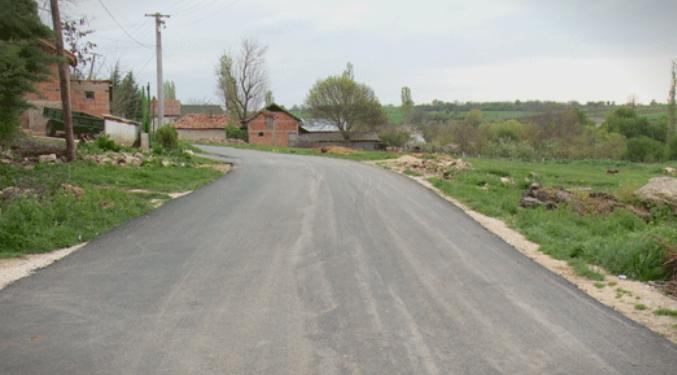 Се уредува зеленилото на патот кон Горно Нерези