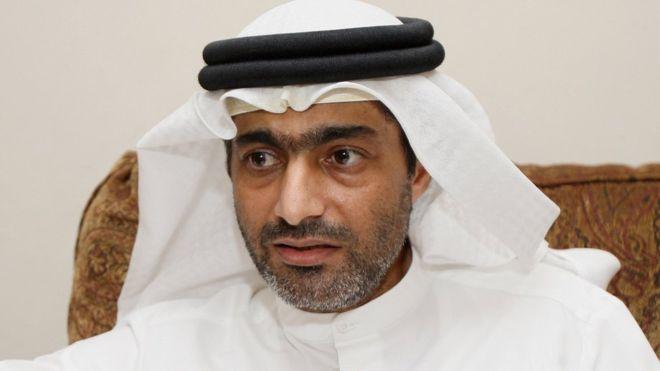 Активист во Емиратите осуден на 10 години затвор бидејќи ја критикувал владата